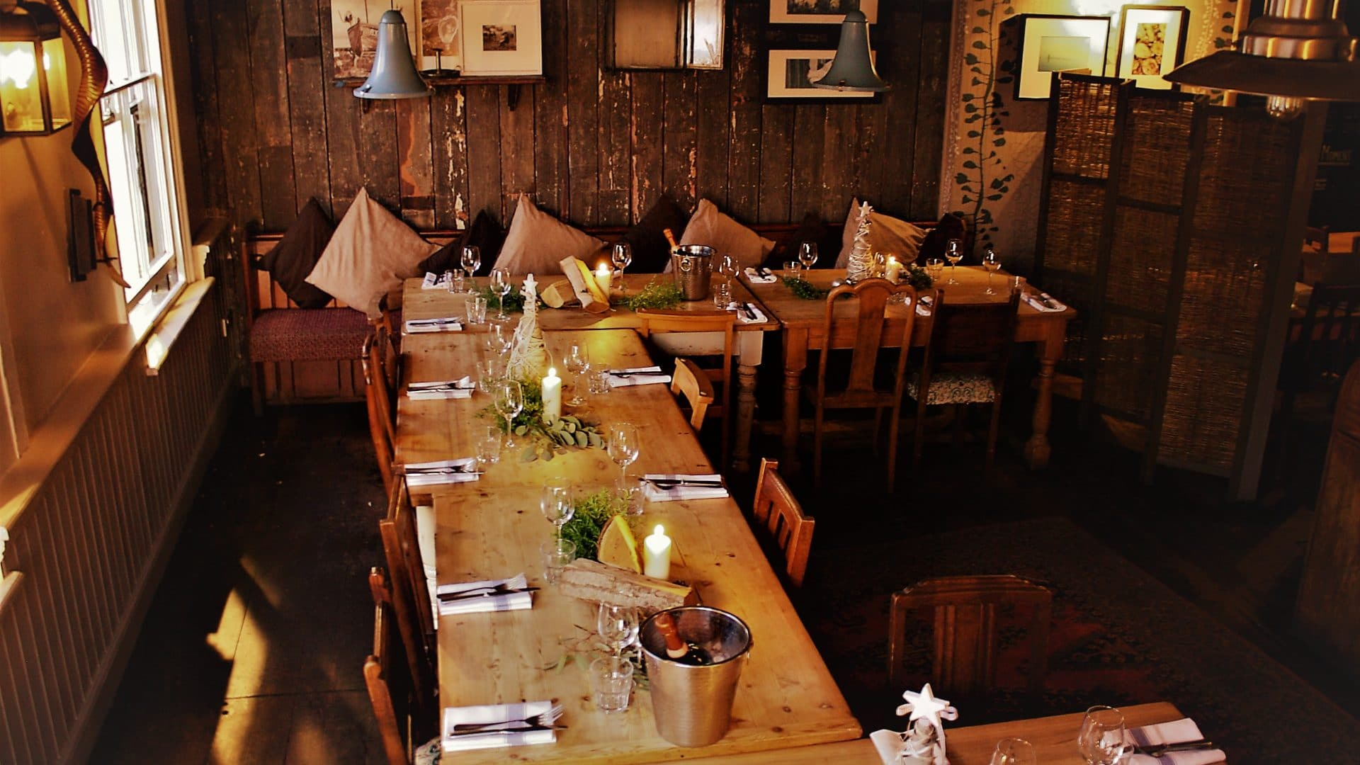 Make your Christmas party your own at Pearson's Arms Whitstable