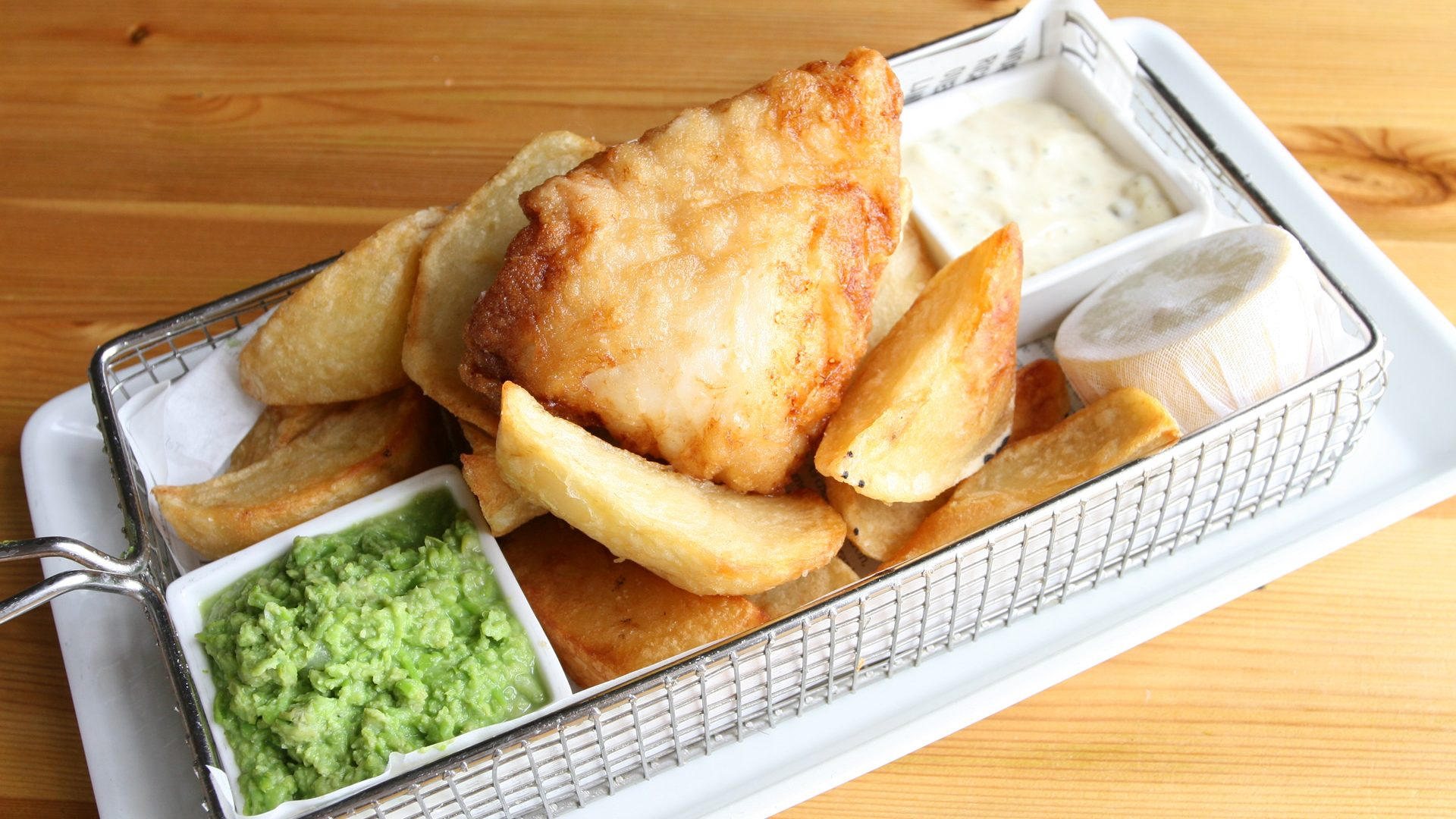 Tuesdays: Fish & Chips for £5? Yes Please...