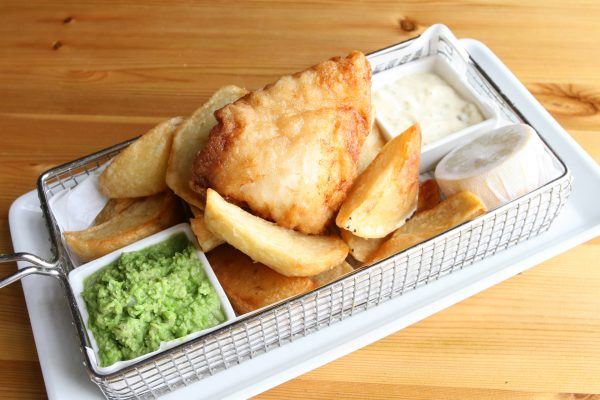 Tuesday Nights Fish & Chips £7