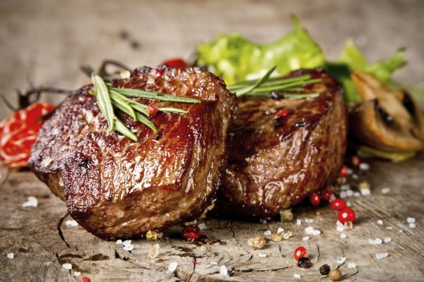 Thursday Nights Steak & Wine for 2 £28