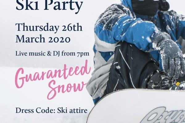 End of Season Ski Party